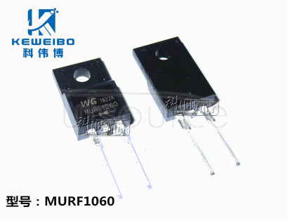 MURF1060 SUPER   FAST   RECOVERY   SILICON   RECTIFIER