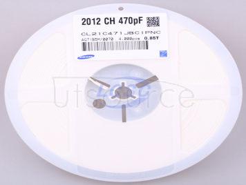 Samsung Electro-Mechanics CL21C471JBC1PNC(20pcs)