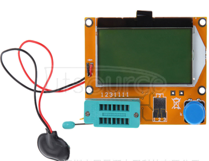 Lcr-t4 graphical transistor tester, resistance, inductance, capacitance, ESR, silicon controlled Lcr-t4 graphical transistor tester, resistance, inductance, capacitance, ESR, silicon controlled
