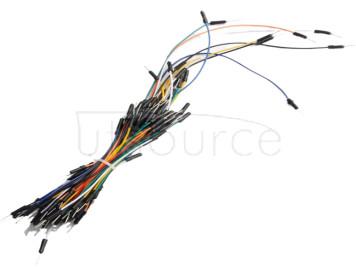 Supply bread line/bread board connection wire transfer wiring Bread board tie wire a tie wire 65