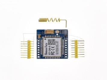 A6 Mini GPRS/GSM module SMS \ Voice \ Development board Wireless data Transmission over SIM800L