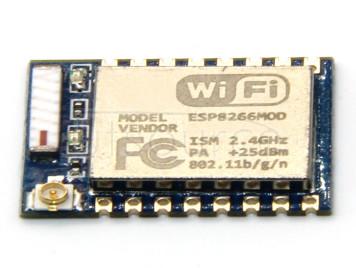 ESP8266 serial WIFI, MODEL: ESP-07