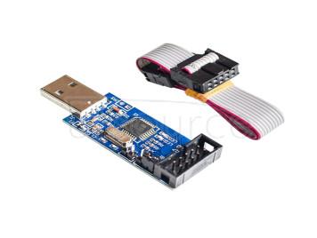 AVR programmer ISP USBASP loader USBISP download line
