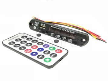 12V Bluetooth lossless decoder board WAV+WMA+MP3 decoder board 12V Bluetooth player lossless super APE