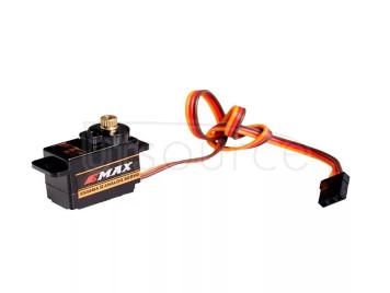 New EMAX ES08MA 12g/ 1.8kg/10sec metal toothed miniature steering gear /ES08MA