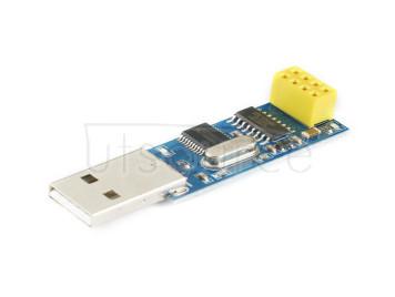 USB wireless serial port module serial port to nRF24L01 new model