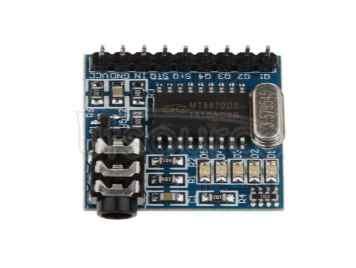 Xd-61 MT8870 DTMF Speech Decoding module Telephone module