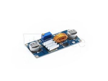 DCDC XL4015 adjustable step-down module 4~38V with 96% power, high efficiency and low ripple 5A