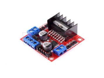 Original chip L298N motor drive plate module DC stepping motor robot intelligent car