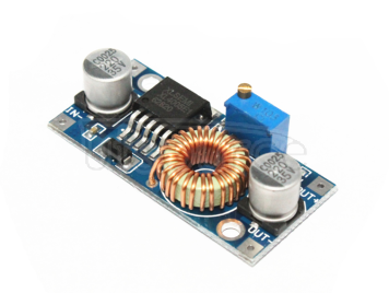 5A DCDC adjustable step-down power supply module high power XL4005 high efficiency stable voltage is far higher than LM2596