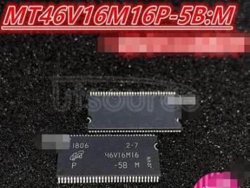 MT46V16M16P-5B:M