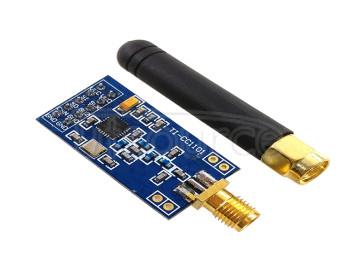 Super stable CC1101 wireless module industrial-grade, including external antenna (1)