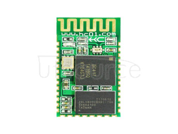 A10 without baseplate Huizheng HC-06 Bluetooth serial port module is connected to 51 MCU wireless Bluetooth