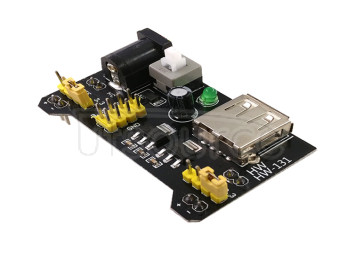 Bread board special power module compatible with 5V, 3.3V