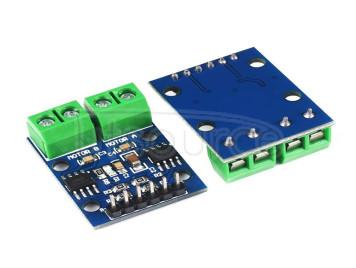 L9110S DC motor/stepping motor drive plate, motor drive plate, H-bridge motor drive,