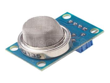 Mq-135 Air Quality sensor Module Hazardous gas detection sensor alarm module Air pollution