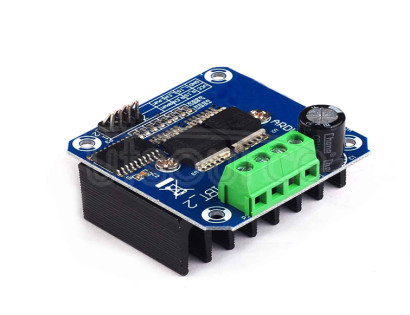 High-power intelligent car motor drive module BTS7960 43A current-limiting control semiconductor refrigeration drive High-power intelligent car motor drive module BTS7960 43A current-limiting control semiconductor refrigeration drive