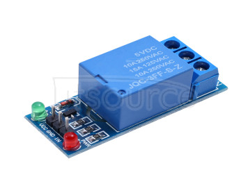28/5000 1 channel relay module 5V low level trigger relay expansion board one single channel