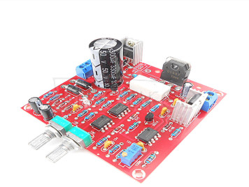 0-30V 2MA-3A ADJUSTABLE DC stabilized power supply short circuit current limiting protection DIY kit