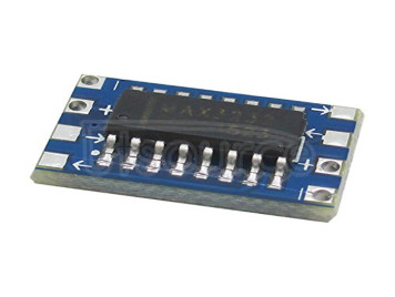 Xd-26 MCU Mini RS232 MAX3232 level to TTL level conversion board, serial port conversion board