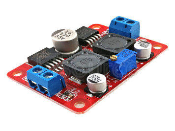 Dc-dc lifting voltage module Input wide voltage adaptive solar panel automatic lifting voltage (C7A2)