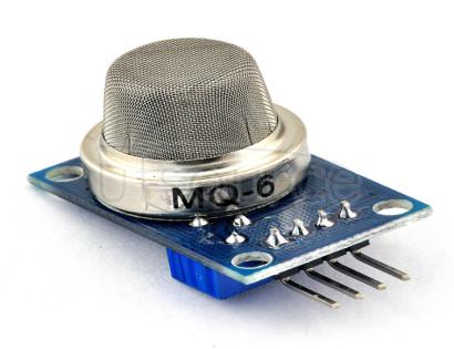 Mq-6 gas, isobutane, propane sensor module Mq-6 gas, isobutane, propane sensor module
