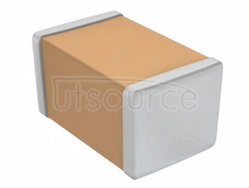 SMT capacitor 0603 X7R 104M(100nF) 50V ±20% thickness 0.8mm