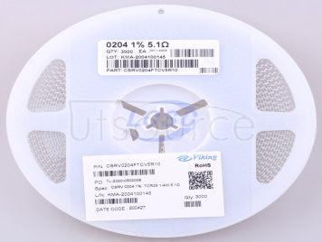 Viking Tech CSRV0204FTCV5R10(10pcs)