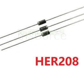 (50Pcs)HER208 2A 1000V