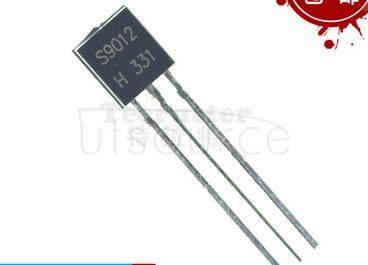 S9012  TO-92 (100PCS)