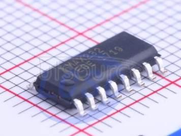 MAX232ESE+T  IC RS-232 DRVR/RCVR 16-SOIC MAXIM  2.5K/ROLL