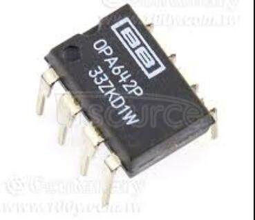 OPA642P Replaced by OPA842 : Wideband Low Distortion Operational Amplifier 8-PDIP