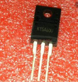 TK15A60U  K15A60U  TO-220F