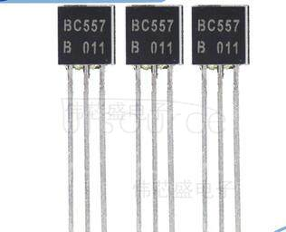 BC557BRL1G Amplifier Transistors PNP Silicon