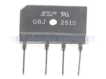 GBJ2510 25A 1000V  SEP