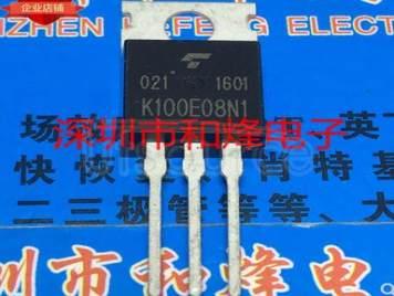 TK100E08N1 K100E08N1 100A 80V  TO-220