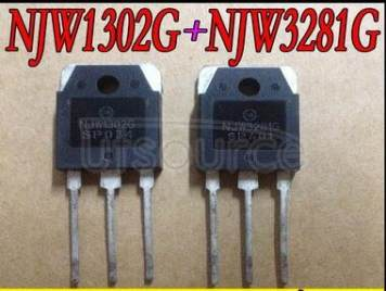 NJW3281G / NJW1302G A PAIR OF PRICES