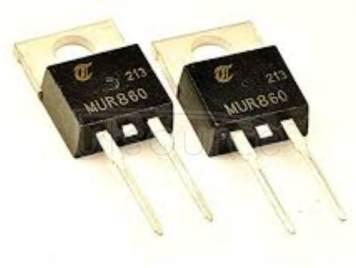 MUR860 8A 600V