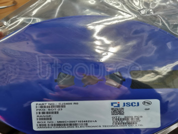 Supply CJ3400 SOT-23 screen printing R0 MOS transistor 5.8A 30V 350mW N channel