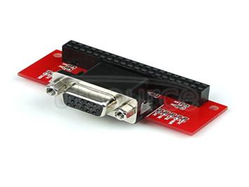 Raspberry Pi 3B /2 generation /B+ VGA666 Module 3B extension board