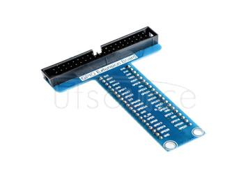 Raspberry Pi B+ special accessories T GPIO extension board blue PCB