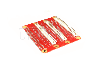 Compatible with Raspberry PI 2/3 generation to three GPIO extension board DIY experiment