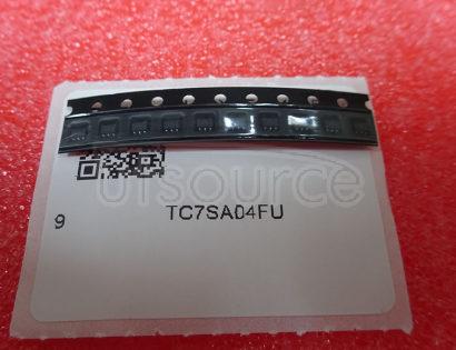 TC7SA04FU TOSHIBA   CMOS   Digital   Integrated   Circuit   Silicon   Monolithic