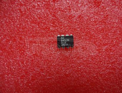 AD845JN Precision, 16 MHz CBFET Op Amp