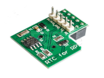 Compatible with Rpi RTC DS1307 Raspberry Berrypi green PCB