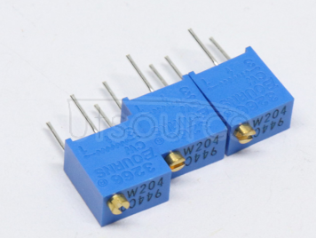3266W precision adjustable potentiometer 500K 504 China original
