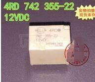 4RD 742 355-22 12VDC