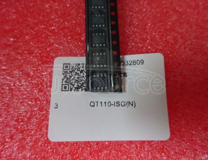 QT110-ISG QTOUCH   SENSOR  IC