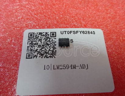 LM2594M-ADJ Octal Buffers/Drivers With 3-State Outputs 20-SOIC -40 to 85