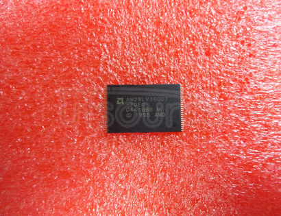 AM29LV160DT-70EC 16 Megabit 2 M x 8-Bit/1 M x 16-Bit CMOS 3.0 Volt-only Boot Sector Flash Memory